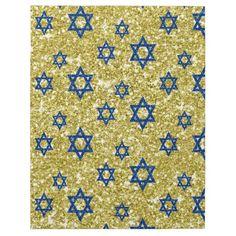 blue-david-stars jigsaw puzzle