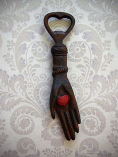 Have this, and love it. It's my favorite bottle opener.