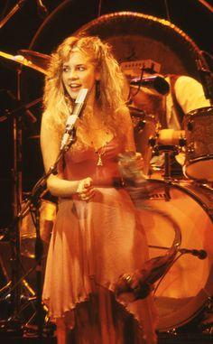 """goldduststevie: """"""""Stevie Nicks onstage in 1978. """" """""""