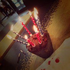 Birthday in Maccies!