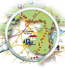 dame jouanne plan Le Chalet Jobert, restaurant de la Dame Jouanne est situé en forêt de Fontainebleau. Laurence et Vincent Mével et leur équipe vous accueillent au coeur de la forêt de Fontainebleau, au pied du massif d'escalade de la Dame Jouanne au Chalet Jobert - Auberge de la Dame Jouanne à Larchant (Seine et Marne).