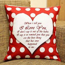 A good gift for men: My Valentine Cushion #giftsformen #giftideasformen #giftsforhim #bestgiftsformen #giftformen #giftforhim  #forhimgifts #mengifts