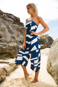 jumpsuits-for-women - Womens Fashion 1 Fashion 2017, Fashion Online, Fashion Outfits, Womens Fashion, Fasion, High Low Prom Dresses, Summer Dresses, Stylish Clothes For Women, Dress Images