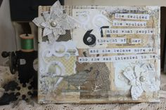 Howsewears: Inspirational Mixed Media Project