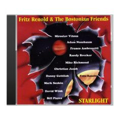 Starlight Produced by Fritz Renold Musicians: Randy Brecker (Tp) Franco Ambrosetti (Flh) Fritz Renold (As) Bill Pierce (Ts) Christian Jacob (P) Mark Soskin (Kbds) Miroslav Vitous (B) Mike Richmond (B) Danny Gottlieb (Dr) Adam Nussbaum (Dr) Maynard Ferguson, Dr Adam, Musicians, Christian, Music Artists