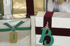 Anyone Can Decorate: Custom Gift Wrapping with Vintage Hat Pins