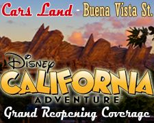Disney California Adventure Grand Reopening Coverage!  I wish I was there!