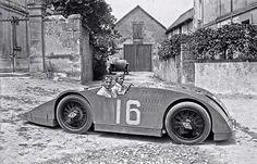 1923 Bugatti type 32 Tank