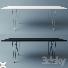 Magis / Tavolo XZ3 Table, Rectangular
