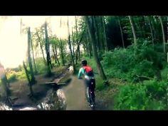 Video: Biking in the swiss forest - GoPro Hero2 footage