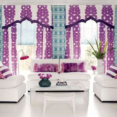 Lively Purple Living Room Photos 2017 #living+room+decor #puple+living+room