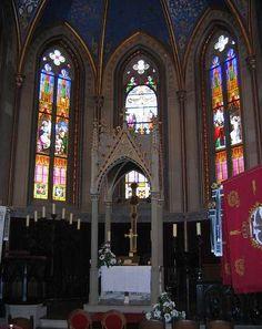 BurgHohenzollernChristuskapelle - Burg Hohenzollern – Wikipedia