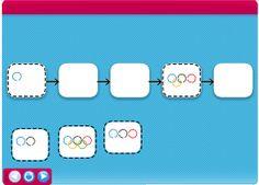 Winterspelen - Volgorde / Netwijs.nl - Maakt je wereldwijs