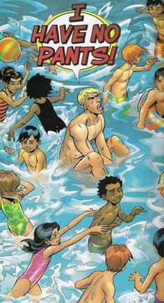 Curiosities: Strange Comic Book Panels