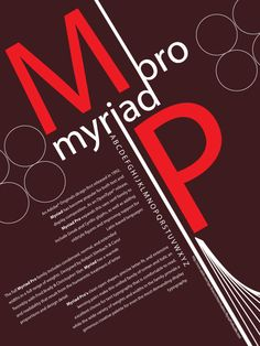 Myriad Pro and angles
