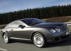 2008 Bentley Continental GT Speed...this is the model i got to drive at the car wash!!