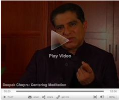 These Deepak Chopra Meditation videos are some of the best we encountered in our short search across the web. Enjoy these warm and rich guided meditations.
