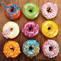 Meal • Donuts •