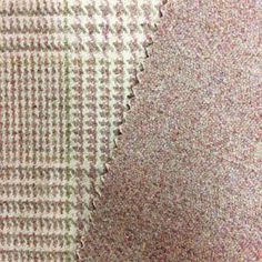 Happy Fabric Friday! We love this cosy wool from The Isle Mill, a family company which was founded more than 200 years ago. Don't these two designs look great together? These are both 100% wool. #fabric #textures #tgif