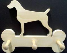 Weimaraner Dog Leash Holder