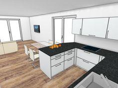 Kitchen Ideas, Kitchen Design, Bedroom Decor, Kitchen Cabinets, House, Home Decor, Cob House Kitchen, Luxury Kitchen Design, Kitchen Bars