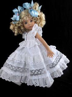 Dress Fits Effner 13 Little Darling Betsy McCall Littlecharmersdoll Designs   eBay