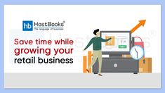 Running a #retail business? Here's how you can save time while enhancing efficiency, cutting down on costs, and driving up your revenues. Switch to Smart #POS Solution built for businesses just like yours!  #POSSoftware #HostBooks #PointofSale #Business #InventoryManagement #EmployeeManagement #Billing #Invoices #BusinessKaAllrounder #BusinessGrowth Inventory Management, Point Of Sale, Accounting Software, Pos, Retail, Language, Running, Business, Keep Running
