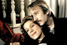 Alan Rickman played dead—a ghost—quite literally in 'Truly, Madly, Deeply.' A brilliant meditation on grief and loss, it was one of his finest films. Best Romantic Comedies, Best Romantic Movies, Juliet Stevenson, Top 10 Films, Truly Madly Deeply, Alan Rickman, Embedded Image Permalink, Grief, Beautiful Men