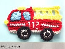 Crochet Applique Embellishments