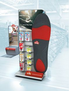 Shopper Marketing and Retail Promotions by Thomas Daniels, via Behance