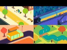 Future of Urban Mobility animation - YouTube