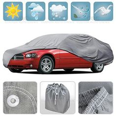 Car Covers Compatible with Ford Mustang Dedicated Car Cover Sunscreen Snowproof Rainproof Scratchproof Four Seasons Universal Car Cover Size : Ford Mustang