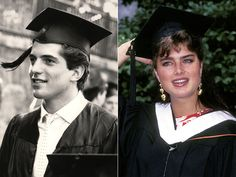"On paper John-John (who went to Brown) and The Blue Lagoon star Brooke Shields (who went to Princeton) were an Ivy League dream team. ""Brief, short-lived. It was a good diary entry, that's all,"" Shields said 14 years after their fleeting romance in 1982."