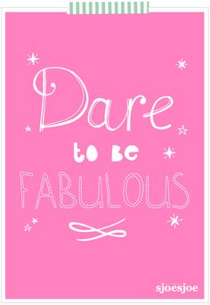 Studio Sjoesjoe: Sjoesjoe for Flow Magazine Pink Love, Pretty In Pink, Im Fabulous, Absolutely Fabulous, Pink Quotes, Everything Pink, Illustrations, Fashion Quotes, Motivation