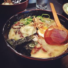 Amazing and affordable ramen