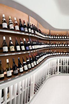 Nueva York: Tienda Vintry Fine Wines, una experiencia visual - NaciónDiseño