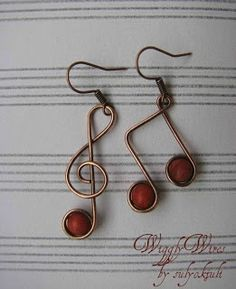 Wire Ear rings