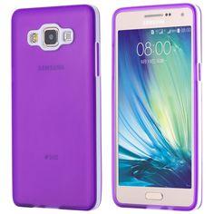 Capa Samsung galaxy A5 translucida colorida com design premium top do site da Eagletechz