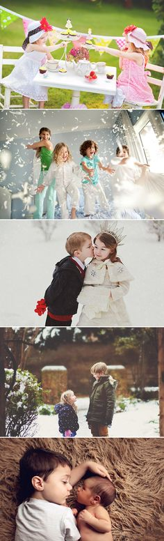 Adorable Children Photography