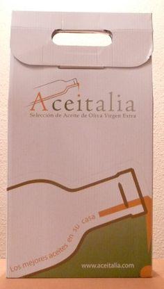 caja regalo Aceitalia