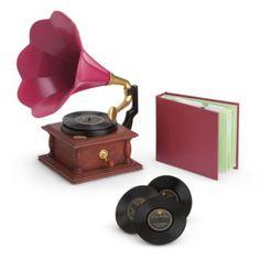 Rebecca's Phonograph Set | BeForever | American Girl
