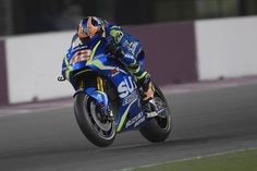 #racing #motogp #qatargp #suzukiracing Rins 9th in Suzuki MotoGP debut as Iannone slides off What's new on Lulop.com http://ift.tt/2nrziDr