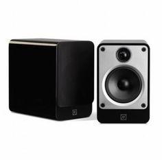 Q Acoustics Concept 20 Bookshelf Speakers (Pair) (Gloss Black) Home Audio Speakers, Rear Speakers, Bookshelf Speakers, Bluetooth Speakers, Speaker Stands, Speaker System, Home Cinema 5.1, What Hifi, Speaker Price