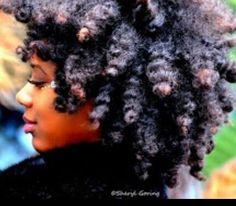 Via Natural Hair
