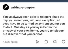 Writer Prompts, Writing Inspiration Prompts, Daily Writing Prompts, Book Prompts, Creative Writing Prompts, Book Writing Tips, Cool Writing, Story Prompts, Writing Ideas