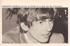 George Harrison<3