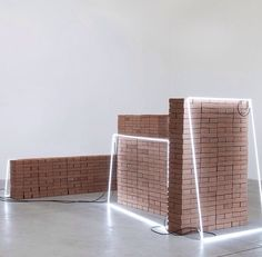 Using simple materials like stone and cardboard, Mexican artist Jose Davila mines art history to create some of the most relevant works today. Derelict House, Tate Gallery, Mexican Artists, México City, Light Installation, Art Installations, Exhibition Space, Worlds Of Fun, Art History