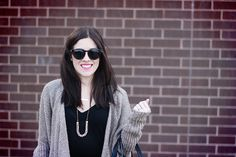 My Style: Cocoon Sweater | The Brunette One #thebrunetteone #styledbyTBO