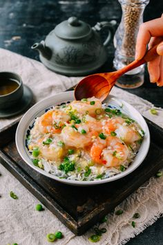 Shrimp with lobster sauce is a classic Chinese takeout-style dish that's very easy to make. Check out this authentic recipe and enjoy it anytime at home!