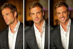 Those eyes, lips and smile just melts my heart.. William Levy is so Gorgeous!